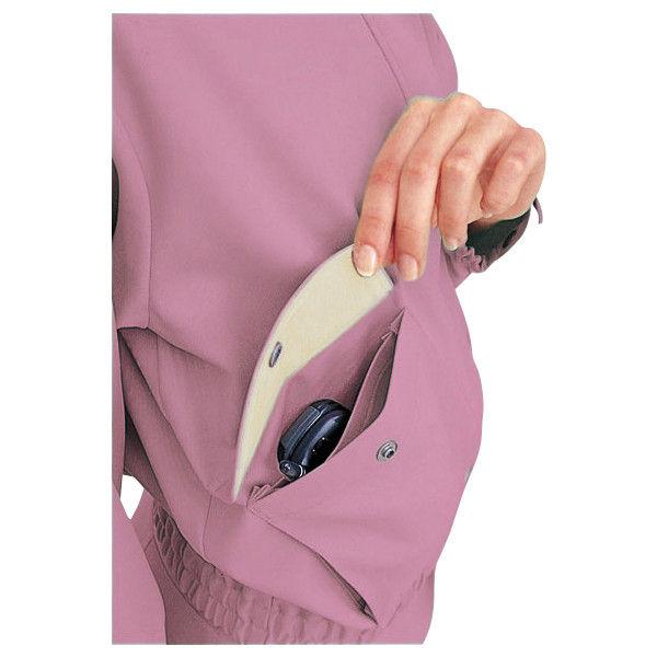明石スクールユニフォームカンパニー レディースジャケット グリーン 7 UN169-10-7 (直送品)