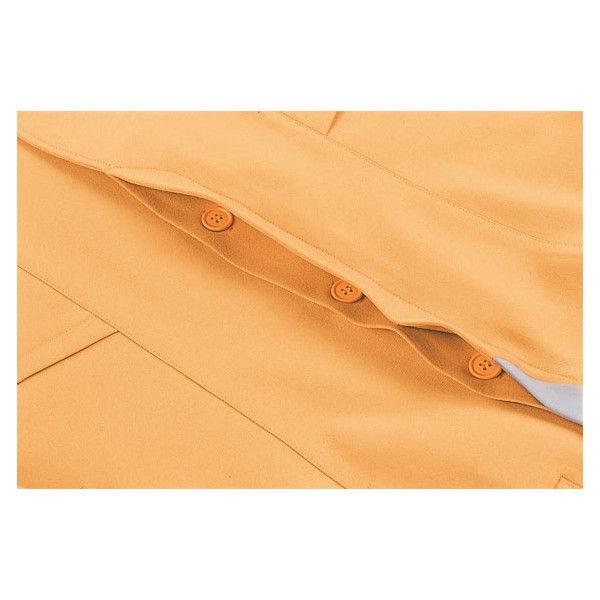 明石スクールユニフォームカンパニー レディース半袖ジャケット グリーン 13 UN1919-10-13 (直送品)