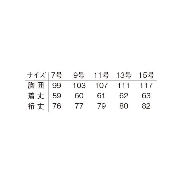 明石スクールユニフォームカンパニー レディースブルゾン ネイビー 17 UN2340-7-17 (直送品)