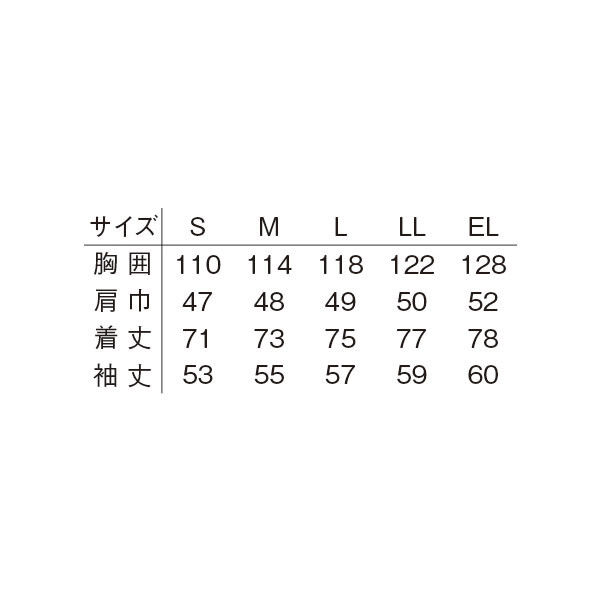 明石スクールユニフォームカンパニー 男女兼用シャツ シルバーグレー EL UN416-4-EL (直送品)