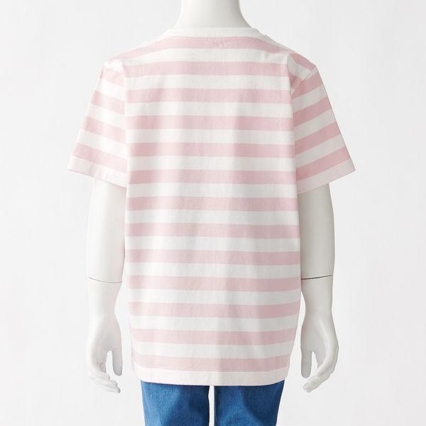 インド綿天竺編みTシャツ キッズ 110