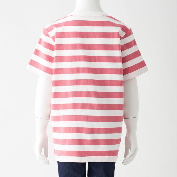 インド綿天竺編みTシャツ キッズ130