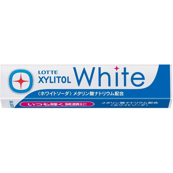 キシリトールホワイト ホワイトソーダ×4