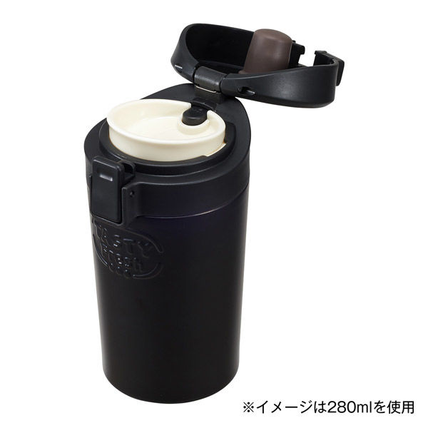 テイスティマグボトル370mlブラック