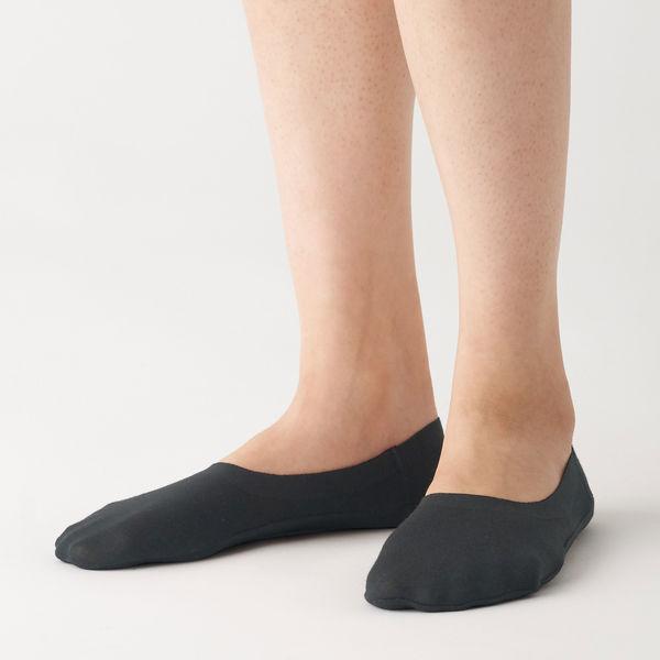 深履きフットカバー 婦人 23~25cm