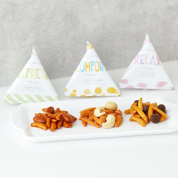 亀田製菓 with kakitane(柿の種3種アソート) 1個