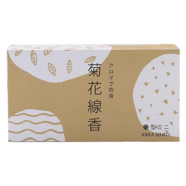 菊花線香 丸型ミニサイズ 32巻入×2