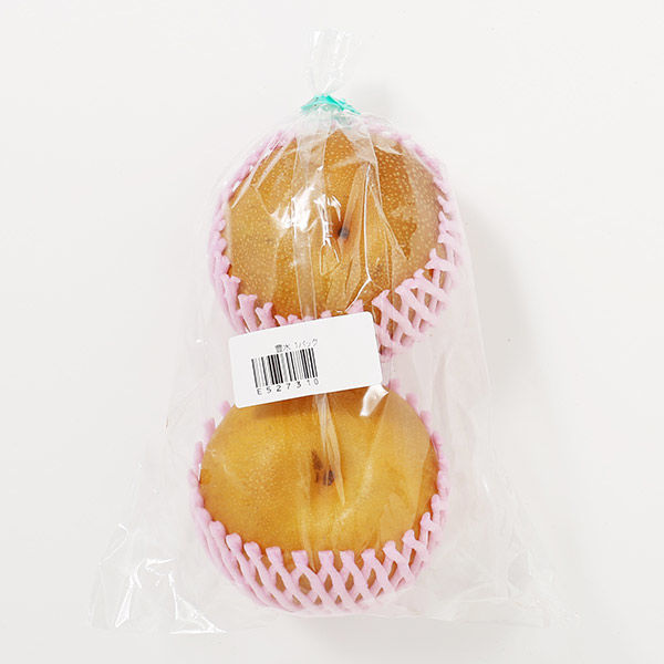 梨 豊水  2袋