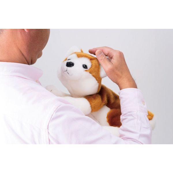 トレンドマスター なでなでワンちゃん HACHI(ハチ)秋田犬 64 644503 ウェルファンカタログ ウェルファンコード:644503(直送品)