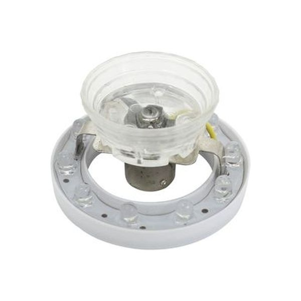 YAC 槌屋ヤック LEDユニット 流星マーカーユニット 24V 小雪 CE-S04(直送品)
