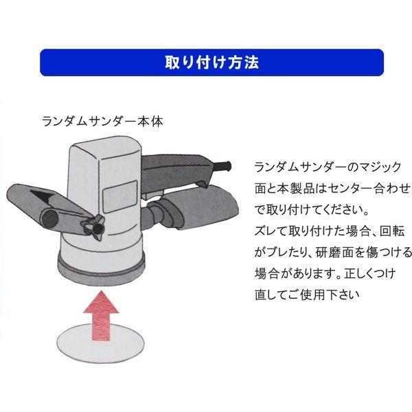 ビッグマン BM RS用ソフトディスク5P 極細目 BRS-43(直送品)
