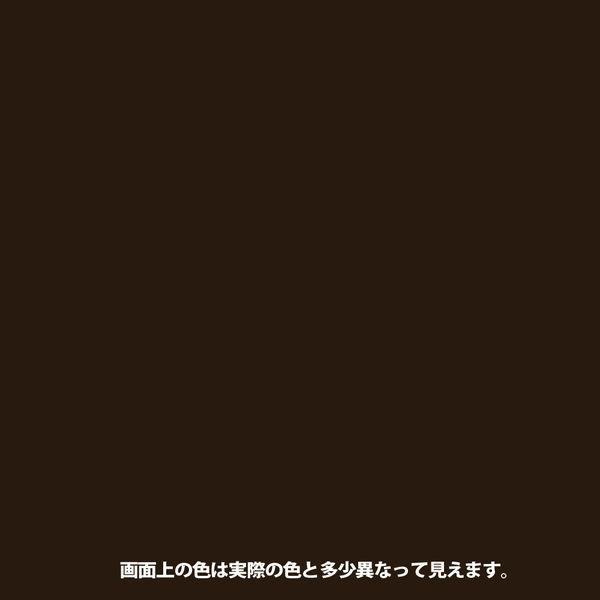 ハピオセレクト こげちゃ色 0.2L #00017650161002 カンペハピオ(直送品)