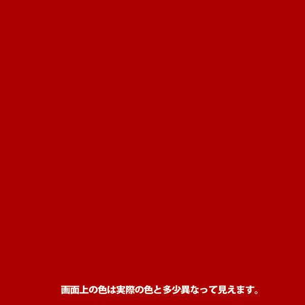1回塗りハウスペイント あか 1L #00027640031010 カンペハピオ(直送品)