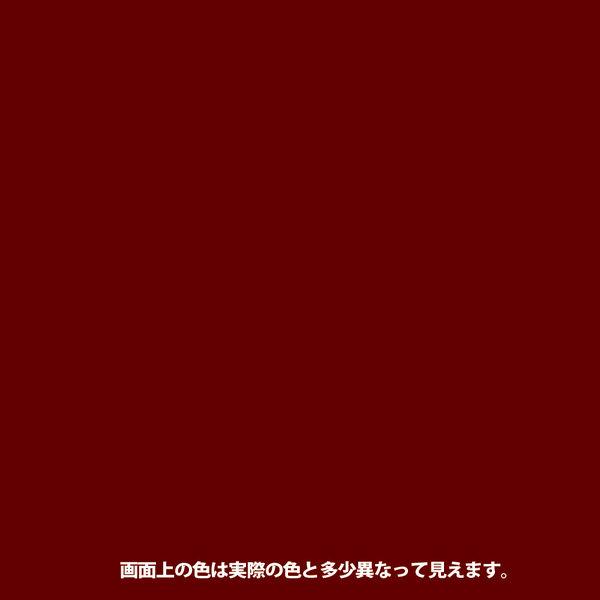 1回塗りハウスペイント 茜色 0.1L #00027640301001 カンペハピオ(直送品)