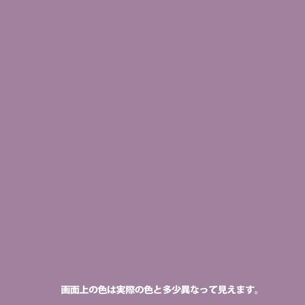 1回塗りハウスペイント うすむらさき 0.5L #00027640521005 カンペハピオ(直送品)