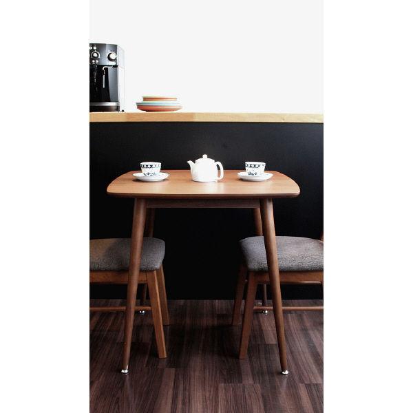 市場 emo(エモ)木製スクエアテーブル
