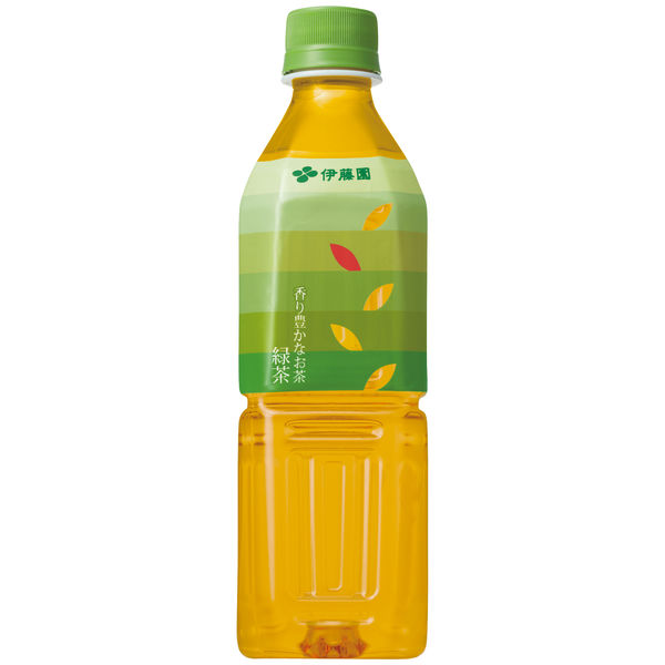 香り豊かなお茶 緑茶 500ml 6本