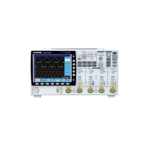 テクシオ・テクノロジー 250MHz 2GS/S 4chデジタルストレージオシロスコープ GDS-3254 (直送品)