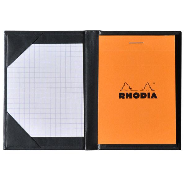 ロディア ハードカバー 16黒(直送品)