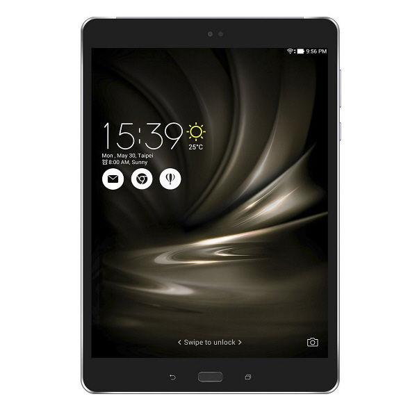 ASUS ASUS ZenPad 3S 10 (9.7インチ/LTEモデル/32GB) スチールブラック Z500KL-BK32S4 1台  (直送品)
