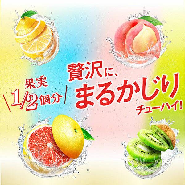 アサヒ 贅沢搾り 桃 500ml