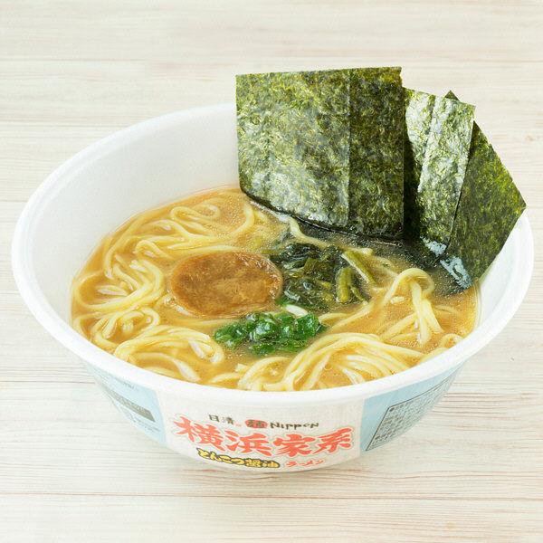 日清 麺ニッポン 横浜家系ラーメン 3個
