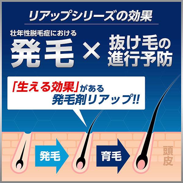 【WEB限定】リアップX5 60ml×2