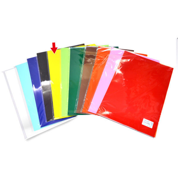 ササガワ 艶紙 黄 31-108 100枚(10枚袋入×10冊袋入) (取寄品)