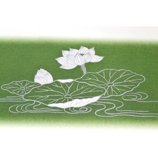 ササガワ 掛紙 半紙判 佛 無地 竹 8-1467 500枚(100枚袋入×5冊包) (取寄品)