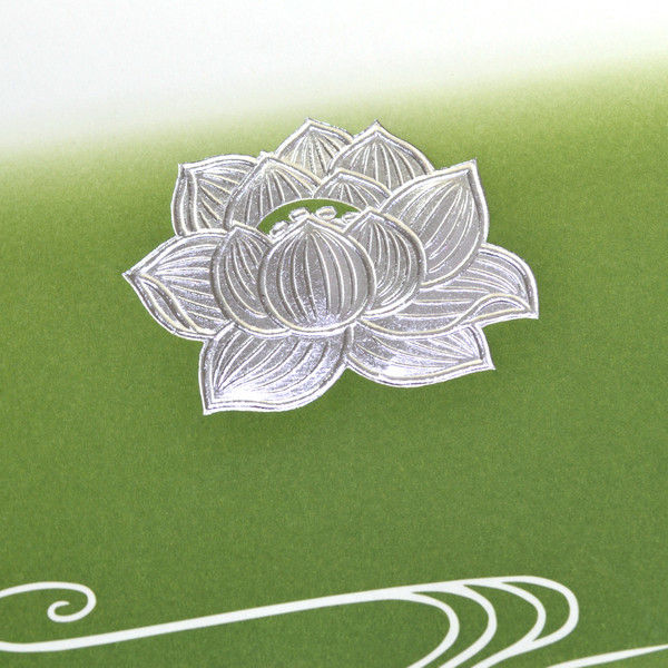 ササガワ タカ印 掛紙 B4判変形 佛 無字 雪 8-2549 500枚(100枚袋入×5冊包) (取寄品)
