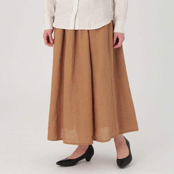 無印 イージーマキシスカート 婦人 M