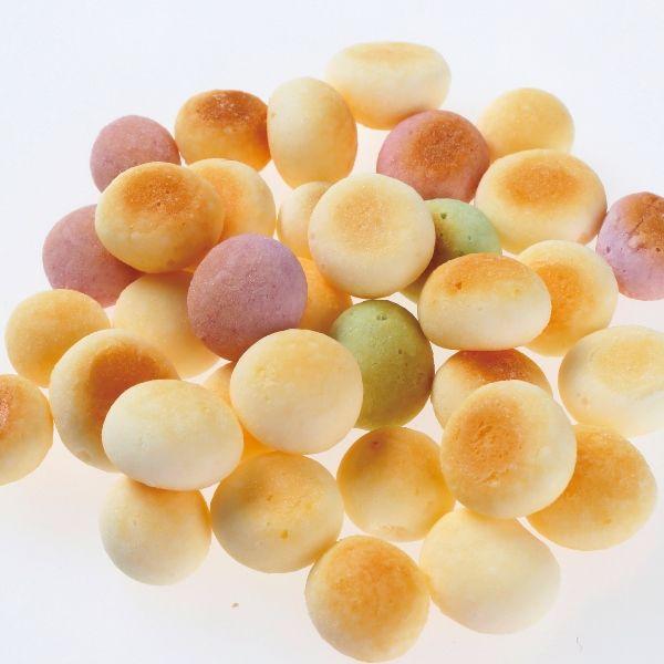 無添加良品 8種の国産野菜MIXボーロ