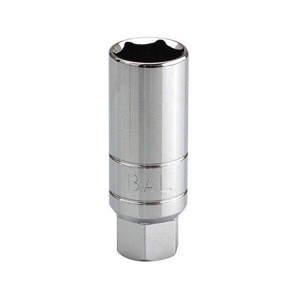 大橋産業 アルミホイール対応ソケット ディープソケット 21mm 76(取寄品)