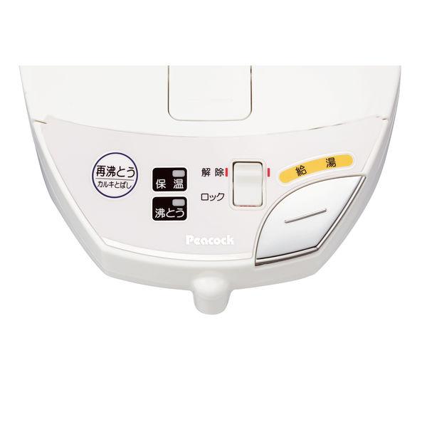ピーコック 電動ポット WMJ-40