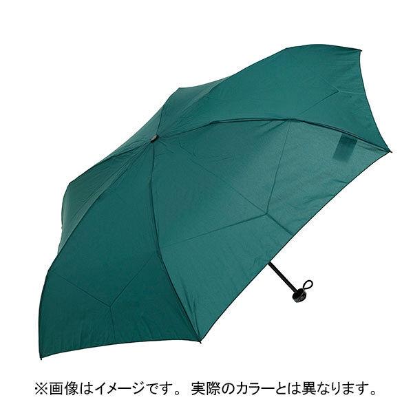極軽カーボン三折 親骨53cm 黒