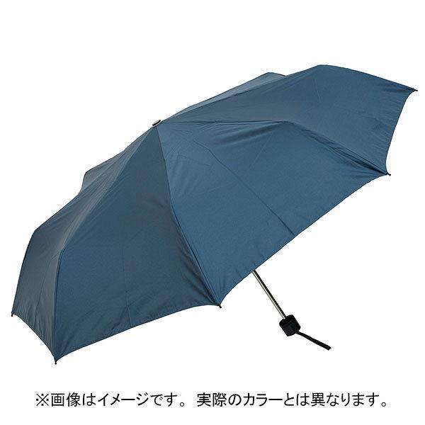耐風傘 親骨58cm パープル