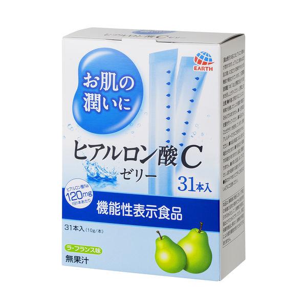 お肌の潤いにヒアルロン酸Cゼリー12箱