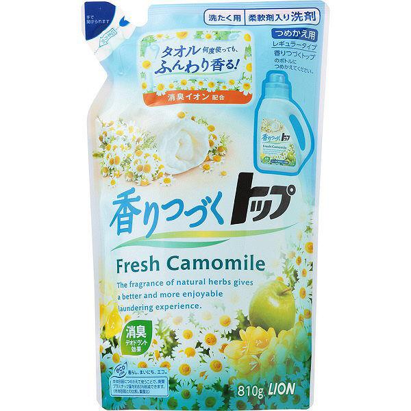 香りつづくトップフレッシュカモミール詰替