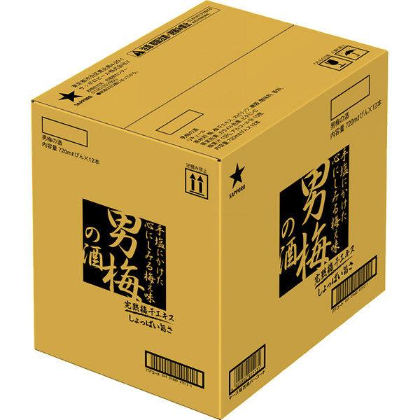 男梅の酒 15度 720ml
