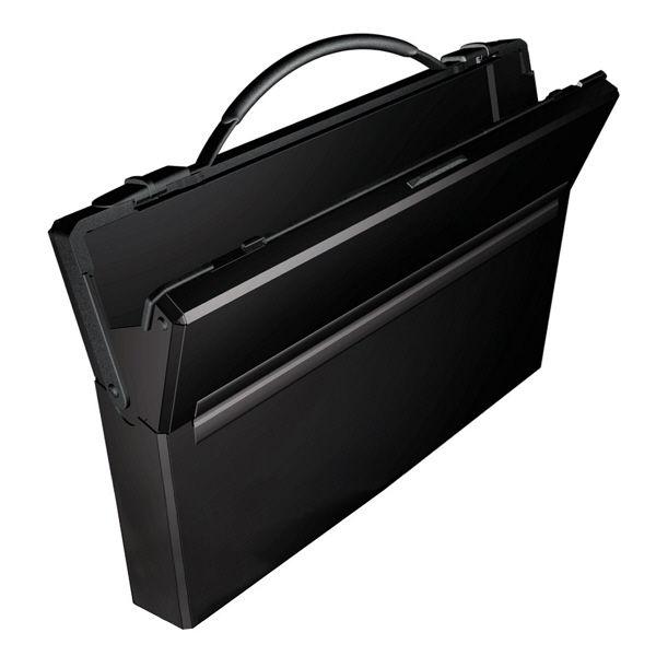 リヒトラブ ダレスバッグ ブラック A660-24
