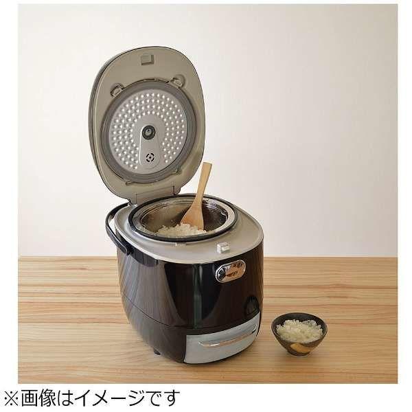 糖質カット炊飯器 6合 LCARBRCK