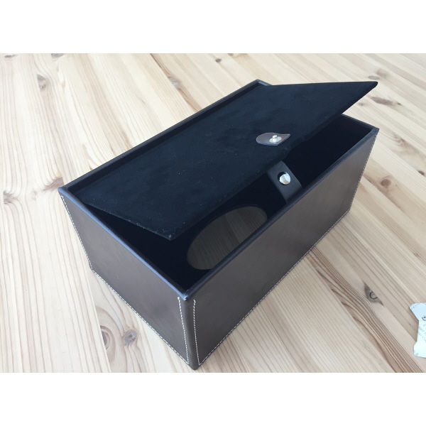 合皮ソフトティッシュケースBox 1個 I-Lex