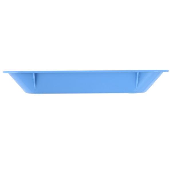 プラス つり銭受け 角型 ブルー