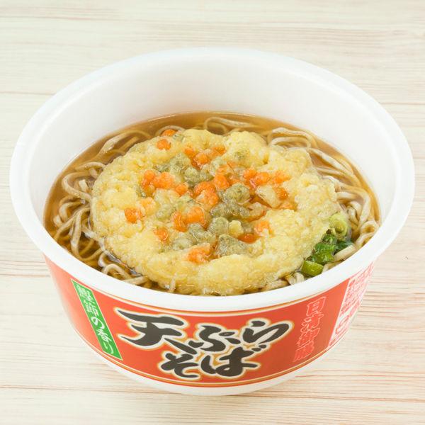 日清御膳 天ぷらそば 6食