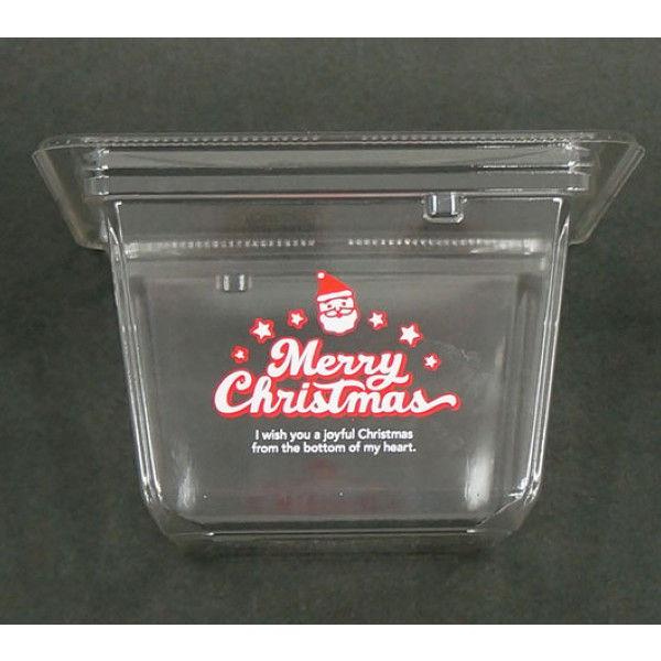 パックスタイル PS マルチカップCUBE1380 クリスマス 00557626 1包:600枚(50×12) (直送品)