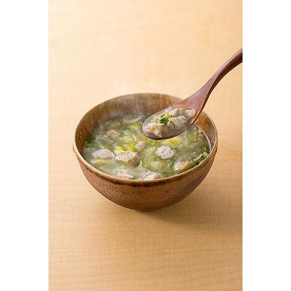 ゆかりの 宮崎 炭焼き日向鶏スープ10個