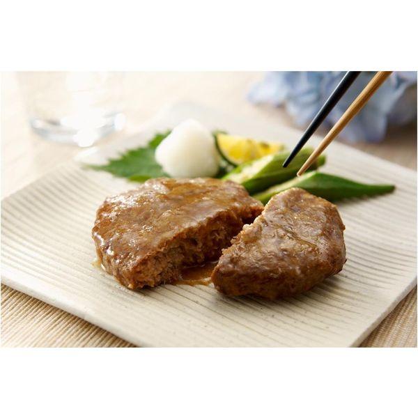煮込みハンバーグ しょうゆ120g 3個