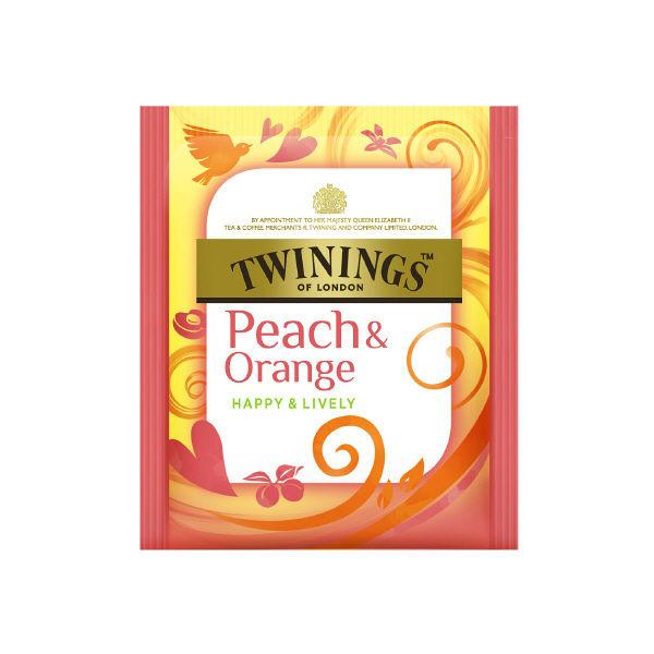 トワイニング ピーチ&オレンジ 1箱
