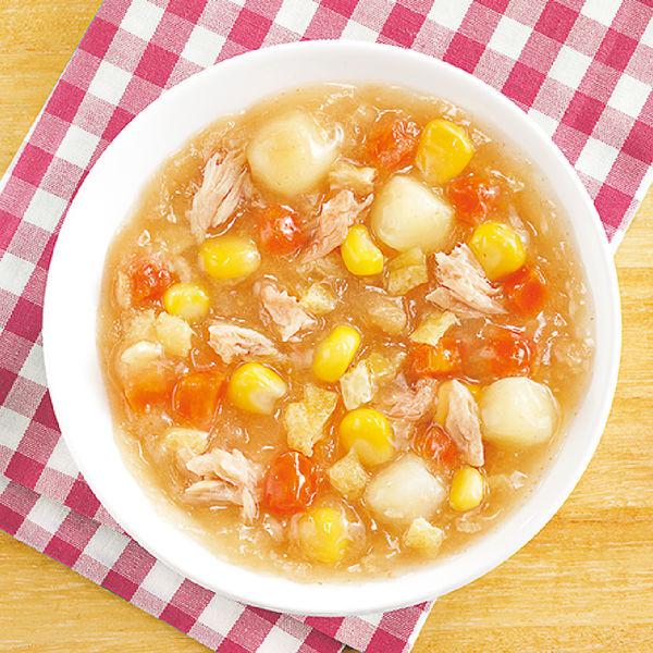 食育レシピ 鮭の野菜あんかけ 3個