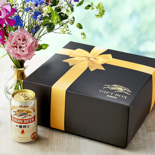 キリン 一番搾り 誕生日ケーキBOX